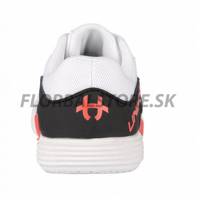 29128a2d4ec Unihoc U3 JR White-Neon Red 18 19
