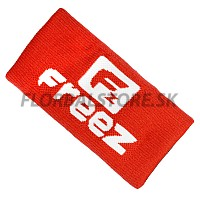 FREEZ potítko QUEEN WRISTBAND LONG red/white