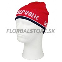 EXEL čepice CZECH REP. HAT RED