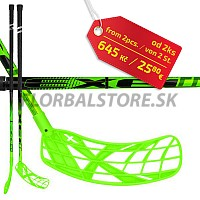 EXEL FPplayER 2.9 green 98 ROUND SB´16