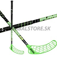 UNIHOC RePlayer Curve 2,0° 29 black/neon green 16/17
