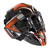 EXEL S100 HELMET senior black/orange