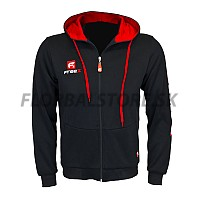FREEZ VICTORY ZIP HOOD black/red junior